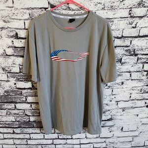 Oakley Blackout Ellipse USA S/S Shirt